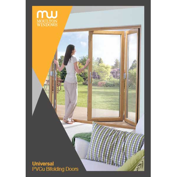 PVC-u bifold door collection  sc 1 st  Moulton Windows & Windows doors and conservatory brochures | South Norfolk