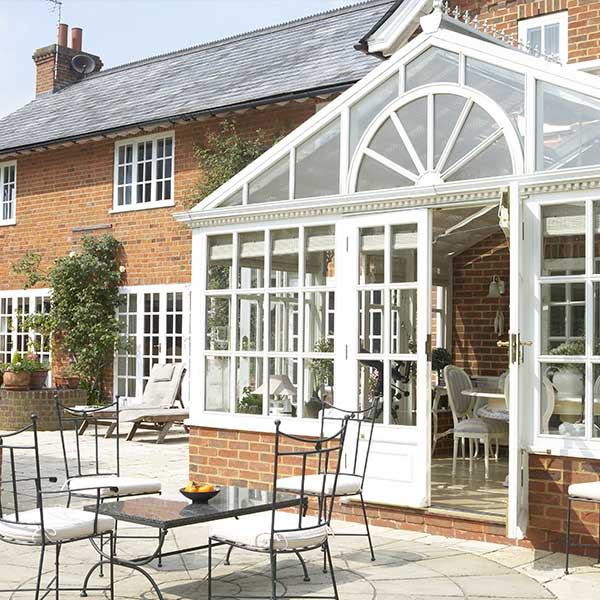 Conservatories in South Norfolk
